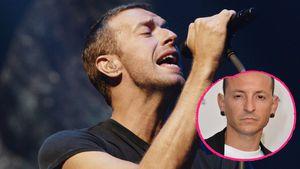 Rührend: Hier singen Coldplay für Chester Bennington (†41)