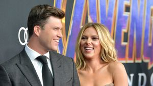Iron Man-Kostüm hat Scarlett Johansson geschlagen
