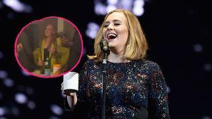 Total ausgelassen! Adele erstmals seit Scheidung gesichtet