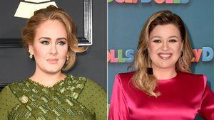 Adeles Gewichtsverlust: Kelly Clarkson kümmert es nicht