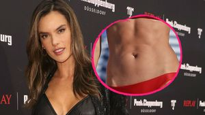 Mit fast 40: Alessandra Ambrosio zeigt Sixpack am Strand