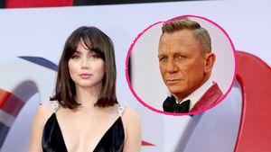 """Bond-Girl Ana über Daniel Craig: """"Hielt ihn für verklemmt"""""""