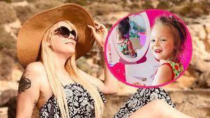Mit vier Jahren: Anne Wünsches Tochter bekommt Schminktisch