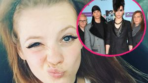 """""""Ich war süchtig"""": Anne Wünsche war Mega-Fan von Tokio Hotel"""