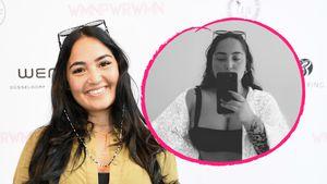 Ungeschminkt in Unterwäsche: Bahar Kizil zeigt, was sie hat