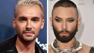 In Heidis Drag-Show: Das sagen Bill Kaulitz & Conchita Wurst