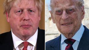 UK-Premierminister nicht bei Prinz Philips Trauerfeier dabei