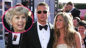 Brad & Jennifer wieder ein Paar? Seine Mutter fänd's klasse!