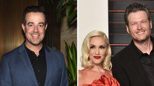 Carson Daly schwärmt von Gwen Stefanis Hochzeit mit Blake