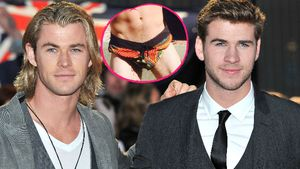 Chris Hemsworth scherzt über Bruder Liams Mini-Hosen-Pic