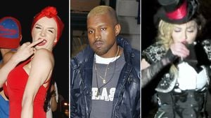 Courtney Stodden, Kanye West und Madonna