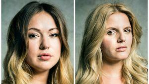 """""""Curvy Supermodel""""-Kandidatinnen Chethrin Schulze und Stella Sieger"""
