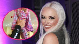 Wilder Mustermix: Sophia Cordalis wählt ihre Outfits selbst!