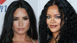 """Demi verrät: Sie würde gerne mit Rihanna """"rummachen"""""""