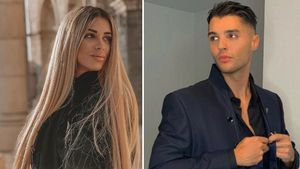 Als Paar geoutet: Das fasziniert Dijana an ihrem Marcellino