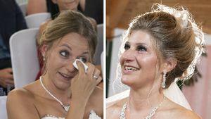 """""""Hochzeit auf den ersten Blick"""": Zwei neue Bräute – ein Look"""