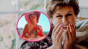 Diät-Erfolg: TV-Bäuerin Iris Abel zeigt ihren Bikini-Body