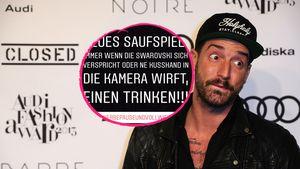 """Mit Saufspiel: Jan Leyk lacht über """"Let's Dance""""-Victoria!"""