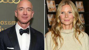 Keine Zeit? Jeff Bezos ignorierte Gwyneth Paltrows Mails