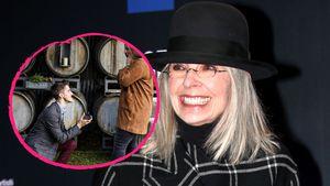 """""""Kann es nicht glauben"""": Diane Keatons Tochter ist verlobt!"""
