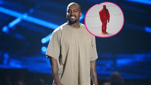 Top oder Flop? Kanye Wests Outfit bei Album-Release-Party