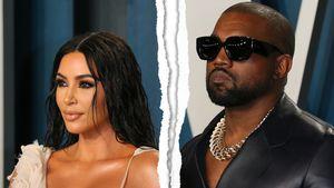 Kim Kardashian und Kanye West lassen sich wirklich scheiden