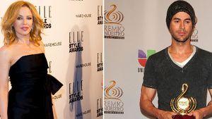 """Wie """"beautiful"""": Kylie & Enrique singen ein Duett"""