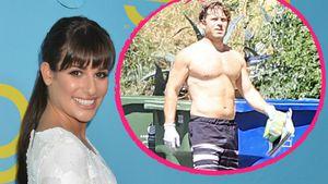 Nach Babynews: Erste Bilder von Lea Micheles Mann Zandy!