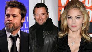 Brad Pitt und Co.: Das sind ihre skurrilsten Jobs!