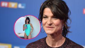 Sexy im Badeanzug: Marlene Lufen entzückt Promis und Fans