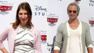 Mayim Bialik und Joey Lawrence