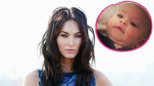 Schauspielerin Megan Fox und Sohn Journey