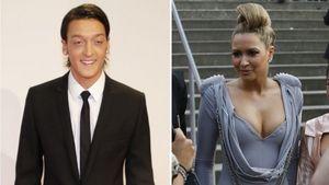 Was geht zwischen Mesut Özil und Monrose-Mandy?