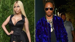 Anstatt Eminem: Datet Nicki Minaj eigentlich Rapper Future?