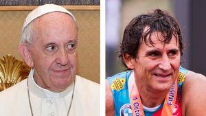 Nach Horror-Unfall: Papst schreibt Ex-Formel-1-Piloten Brief