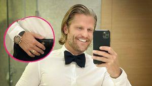 Ring an rechter Hand: Hat Paul Janke heimlich geheiratet?