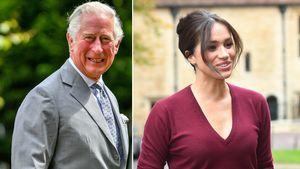 Hat Prinz Charles Probleme mit Meghan etwa vorhergesehen?