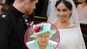 Wegen Meghans Tiara: Hat Prinz Harry die Queen angeschrien?