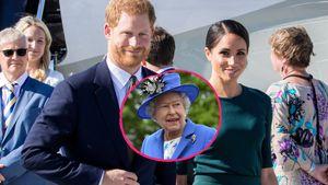 Kommen Meghan & Harry nicht zur Geburtstagsparade der Queen?