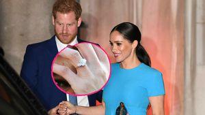 Prinz Harry kaufte Verlobungsring nach sechs Monaten Liebe