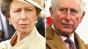 So reagierte Prinzessin Anne auf Verwechslung mit Charles