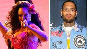 Wegen Schwanger-Gerücht um Rihanna: Chris Brown am Ende!