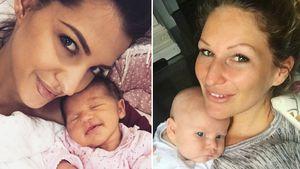 Trend Mama-Workout? Nach Sarah jetzt auch Janni mit Baby!