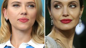 Scarlett gegen Angelina: Beide spielen Frankensteins Braut!