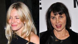 Sienna Miller und Sadie Frost