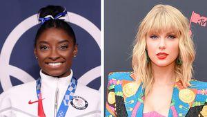 Simone Biles' Olympia-Comeback: Taylor Swift kamen Tränen
