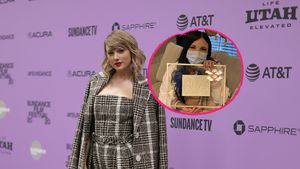 Mit einem Brief: Taylor Swift überrascht Krankenschwester!