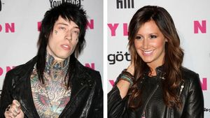 Ashley Tisdale und Trace Cyrus