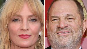 Uma Thurmans Abrechnung: Weinstein verdient keine Kugel!