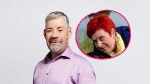 Zunächst geschockt: So findet Uwe Abel Iris' neue Haarfarbe!